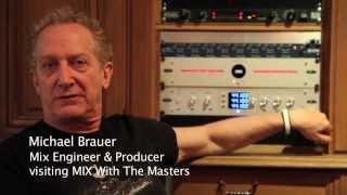 Michael Brauer - Mix Engineer