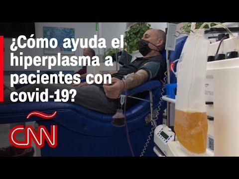 ¿Qué son y por qué importan los donantes de hiperplasma para combatir el covid-19?