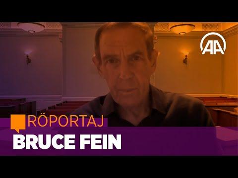 Eski ABD Adalet Bakanlığı Müşaviri Bruce Fein, Biden'ın 24 Nisan açıklamasını eleştirdi
