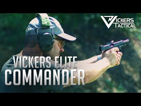 Wilson Combat Vickers Elite Commander