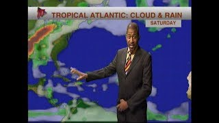 Caribbean Travel Weather - Friday 10th January 2020