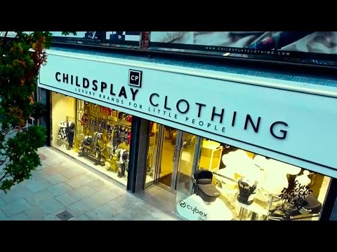 Childsplay Clothing New Flagship Store