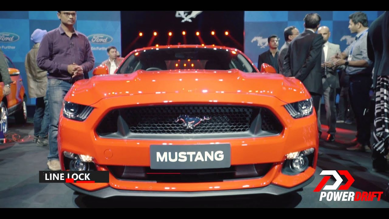 2016 Ford Mustang : First Impressions : PowerDrift