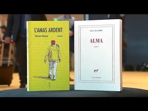 Vidéo de J.M.G Le Clézio