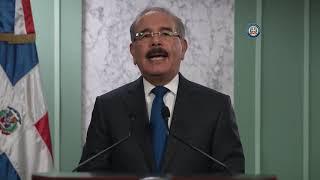 Discurso Danilo Medina ante Avance Coronavirus