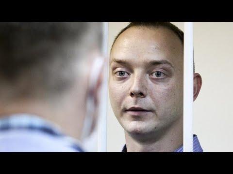 """L'ancien journaliste Ivan Safronov arrêté par le FSB pour trahison : """"des accusations absurdes"""""""