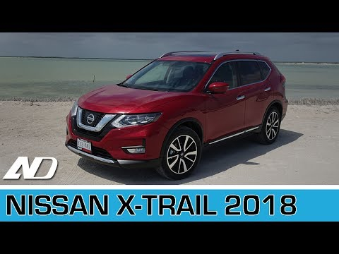 """X-Trail 2018 - ¿Qué cambió"""" - Primer vistazo en AutoDinámico."""
