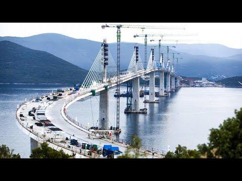 """Átadták a <span class=""""search-everything-highlight-color"""" style=""""background-color:orange"""">Dubrovnikot</span> az anyaországgal összekötő hidat"""