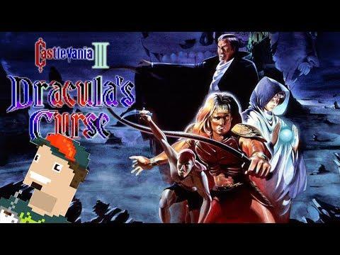 Castlevania III: Dracula's Curse NES || Hazme Recordar