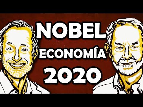 Premio Nobel de Economía 2020 | La Maldición del Ganador y Subastas