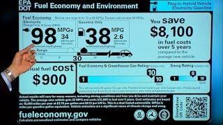 CNET On Cars - Car Tech 101: MPGe explained
