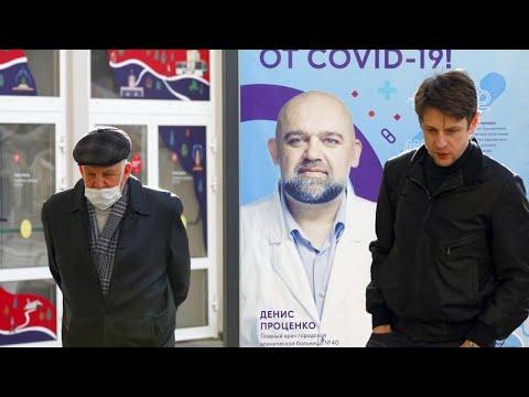 Moszkvában kötelező az oltás
