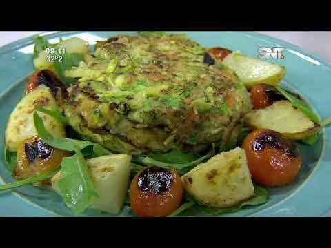 Cocina LMCD: Hamburguesas de calabaza y zanahoria