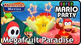 Super Mario Party: Megafruit Paradise (2 Players, 20 Turns ...