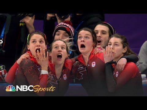 connectYoutube - 2018 Winter Olympics Recap Day 11 I Part 2 I NBC Sports