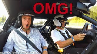 I WANT ANOTHER GT-R! INSANE 280KPH / 800HP RIDE + REACTION