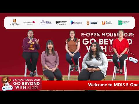 MDIS E-Open House 2021 - School of Life Sciences