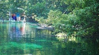 Short Boat Ride on Springs of Lake Ohrid, Macedonia