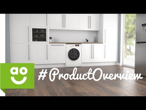 Hotpoint Washer Dryer RD966JD Product Overview | ao.com