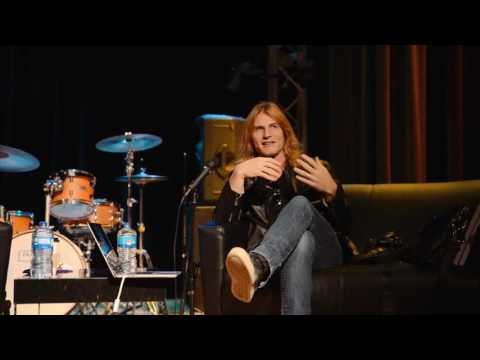 McNally Smith's Artist & Industry Presents: Rob Shanahan