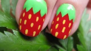 לק תותים
