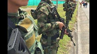 Nueve oficiales y suboficiales de FF. MM. de Colombia, a calificar servicios por presunta corrupción