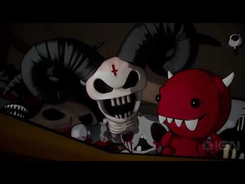 The Binding of Isaac: Afterbirth+ Switch Announcement Trailer