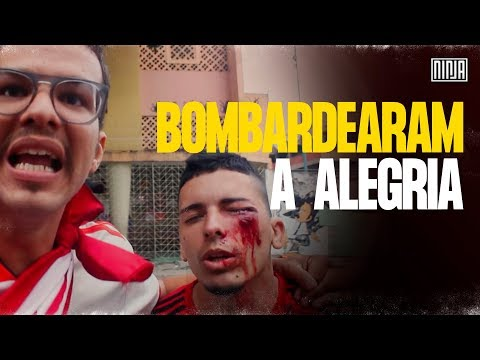 Ação violenta da PM do RJ acaba com comemoração pacífica dos torcedores do Flamengo