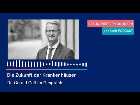 Die Zukunft der Krankenhäuser - Ein Gespräch mit Dr. Gerald Gaß