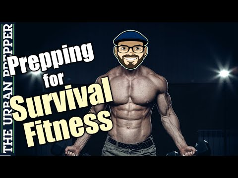 Prepping for Survival Fitness [90 Day Challenge]