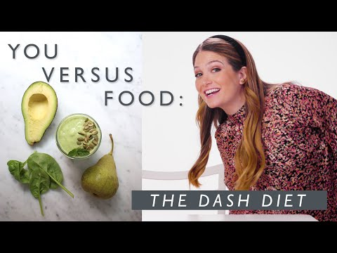 A Dietitian Explains the DASH Diet | You Versus Food | Well+Good