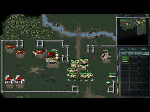 Command & Conquer Remastered GDI verpasste Missionen #013   Tempelangriff im Osten II