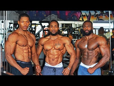 Chest Annihilation Workout | Train with Us Ep.2 | Gabriel Sey