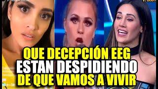 ¡SE ACABÓ PARA ELLAS! CHICAS REALITY DECEPCIONADAS DE EEG TRAS DESPIDOS MASIVOS POR CUARENTENA