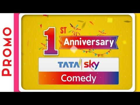 Tata Sky Turns 1 - Best Of Tata Sky Originals - Comedy Shows