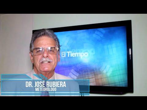 El Tiempo en el Caribe   Válido 23 de febrero de 2021 - Pronóstico Dr. José Rubiera desde Cuba