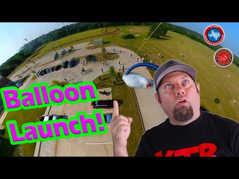 Ham Radio Balloon Launch | APRS Antenna, Ham Radio Repeater