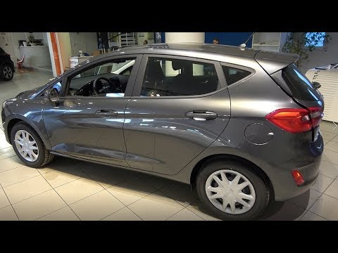 The new FORD Fiesta 1.0 Eco 2020