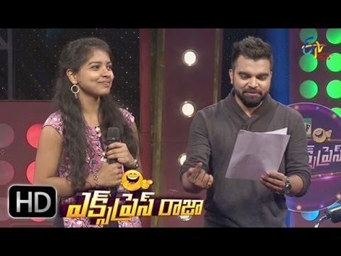 Express Raja   10th April 2017    Full Episode 146   ETV Plus   cinevedika.com
