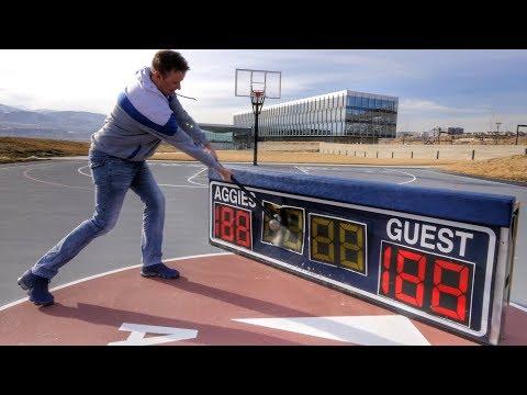 What's inside a College Basketball Scoreboard?