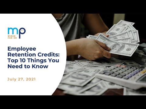Employee Retention Credit (ERC): Updates, Maximizing Your Credit, and Minimizing Turnaround Times