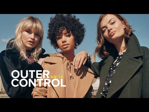 riverisland.com & River Island voucher code video: Outer Control // Outerwear Trends AW19 // River Island
