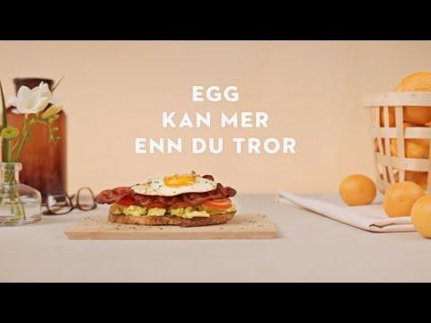 Deilig helgemat med egg | MatPrat