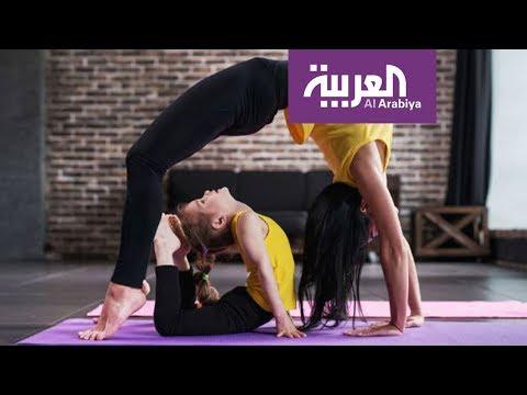 صباح العربية | جمباز في استوديو صباح العربية