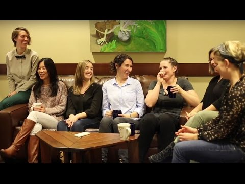 Episode 3: Coders on Couches Drinking Coffee - Women in Tech Week