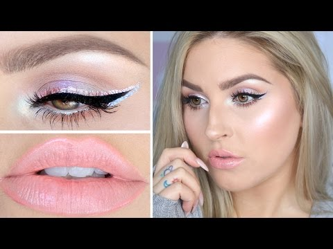 Opal Iridescent Makeup Tutorial ? Moonchild Palette! Shaaanxo