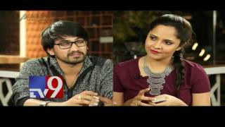 Raj Tarun- A Date With Anasuya  TV9