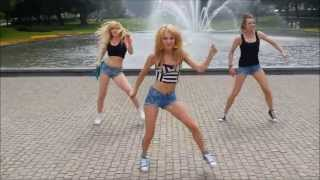Major Lazer Watch Out For This(Bumaye)feat.Busy Signal,The Flexican&FS; Green- Lola Dancehall Choreo