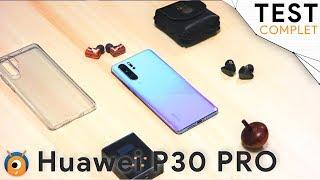 Vidéo-Test : Test : Huawei P30 PRO - Si exceptionnelle en photo ? - Le Café Du Geek