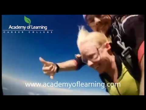 Academy of Learning College  Student Testimonial  Mary Claire